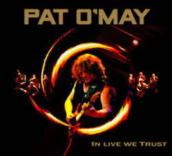 In Live We Trust, album de Pat O'May