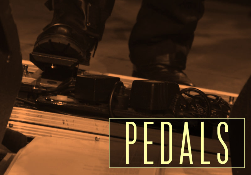 Lien vers la page Pedal boards de Pat O'May